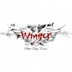 WINGER album cover